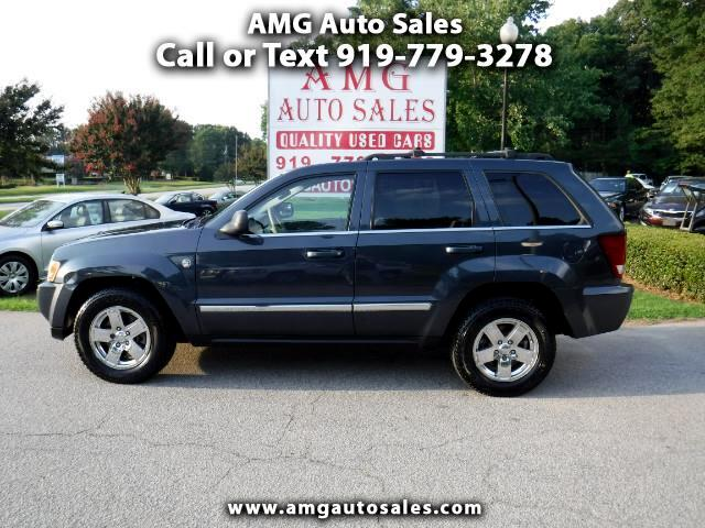 2007 Jeep Grand Cherokee Diesel Limited 4WD