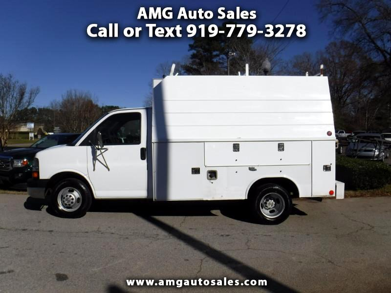 2004 Chevrolet Express G3500 Commercial Box