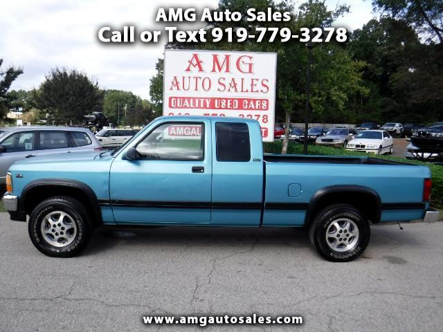 1996 Dodge Dakota Sport Club Cab 4WD