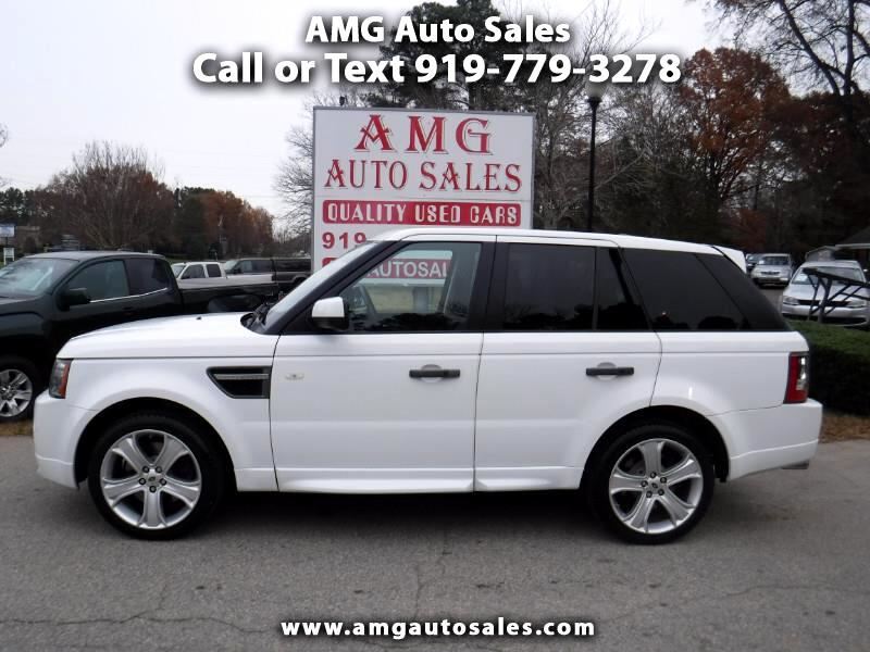 2011 Land Rover Range Rover Sport GT LIMITED