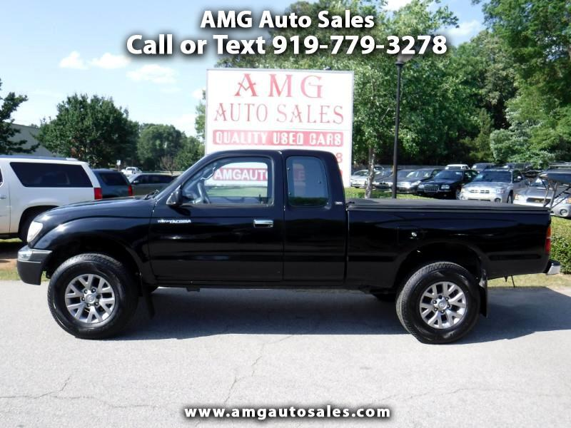 1998 Toyota Tacoma PreRunner 2WD