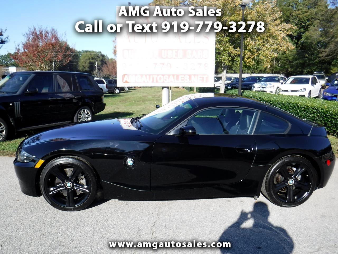 BMW Z4 Coupe 3.0si 2008