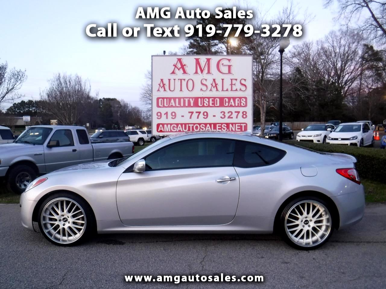 Hyundai Genesis Coupe 3.8 Grand Touring Auto 2011
