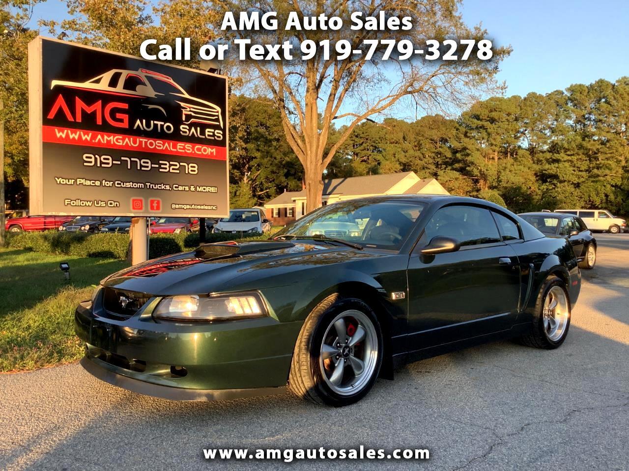 Ford Mustang Bullitt GT 2001