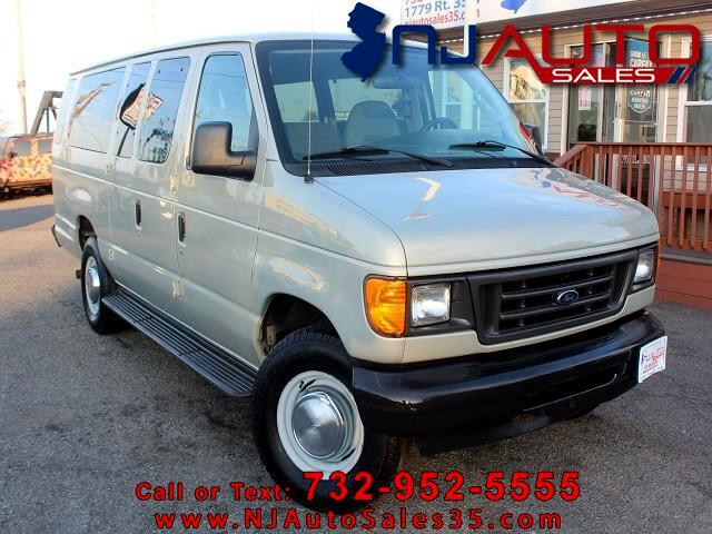2004 Ford Econoline E-350 Extended