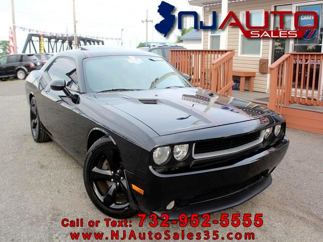 2013 Dodge Challenger 2dr Cpe R/T Plus