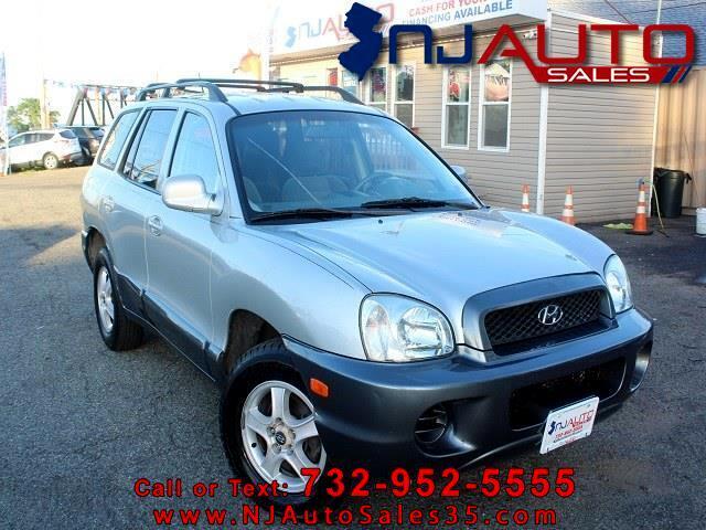 2004 Hyundai Santa Fe 4dr GLS 2.4L