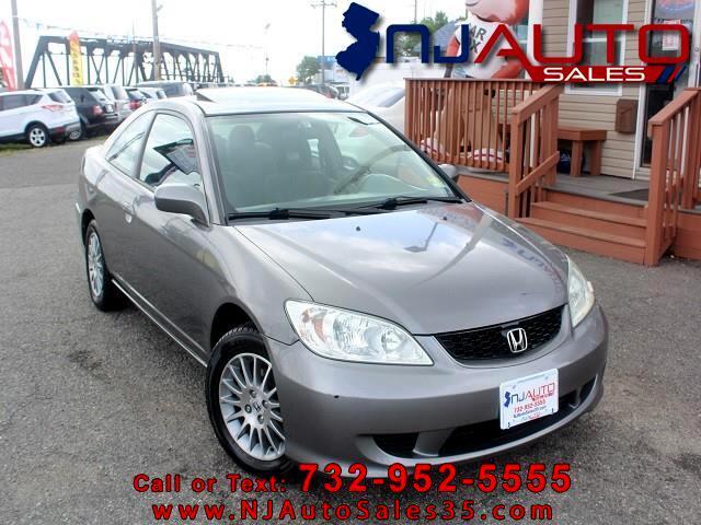 2005 Honda Civic EX coupe