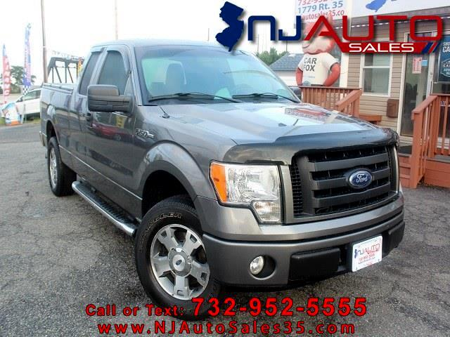 2010 Ford F-150 STX SuperCab 4WD
