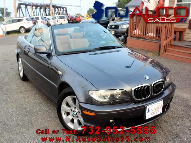 2006 BMW 3 Series 2dr Convertible 325iC