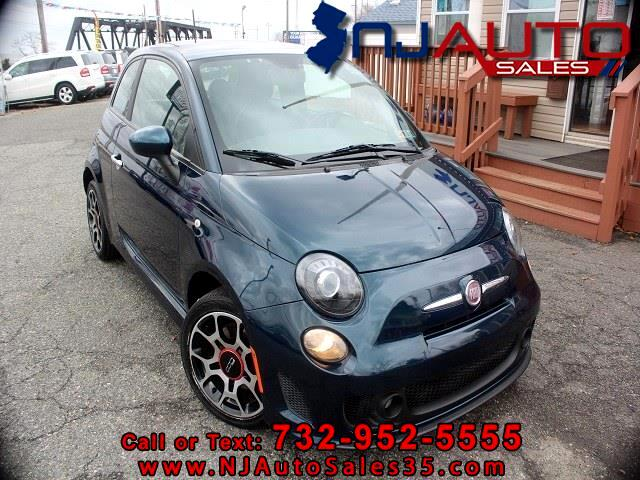 2013 Fiat 500 T Turbo Hatchback