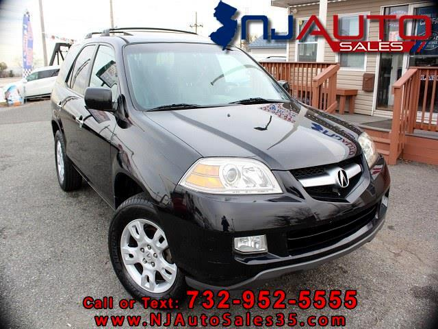 2004 Acura MDX Touring with Navigation System