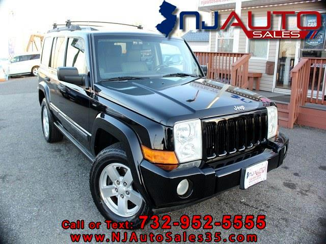 2006 Jeep Commander 4WD 4dr Limited