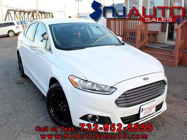 2013 Ford Fusion 4dr Sdn I4 SE