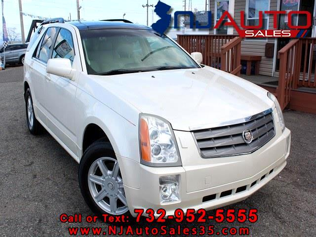 2004 Cadillac SRX AWD 4dr Luxury Collection