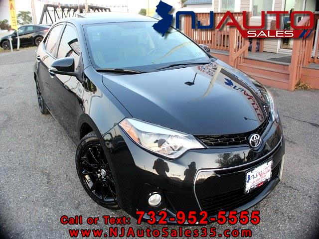 Toyota Corolla S Plus 6MT 2016