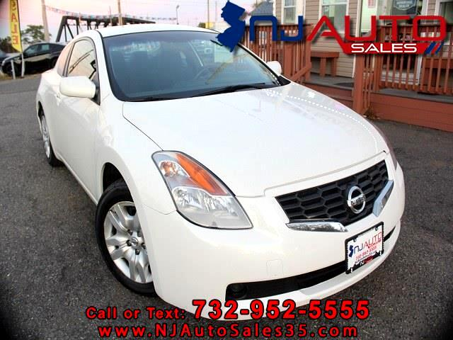 2009 Nissan Altima 2.5 S Coupe