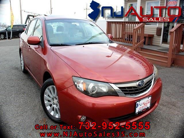Subaru Impreza 2.5i Premium 4-Door 2009