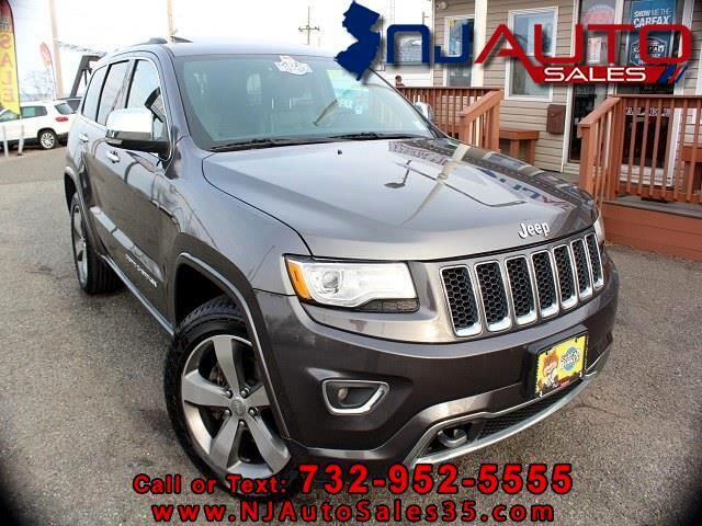 Jeep Grand Cherokee Overland 4WD 2015