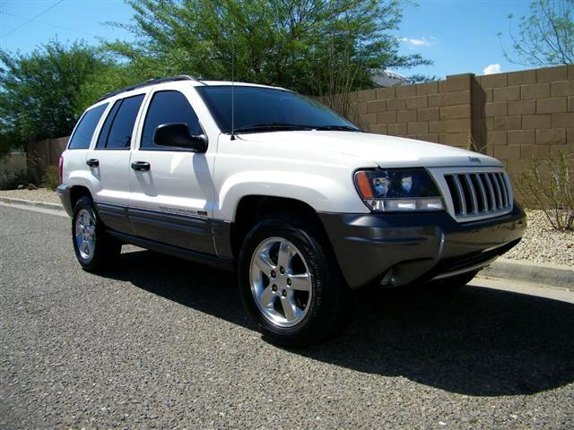 2004 Jeep Grand Cherokee Rocky Mountain Edition 2WD