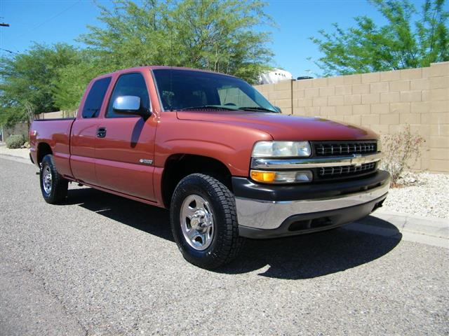 1999 Chevrolet Silverado 1500 Z71 Ext. Cab Short Bed 4WD