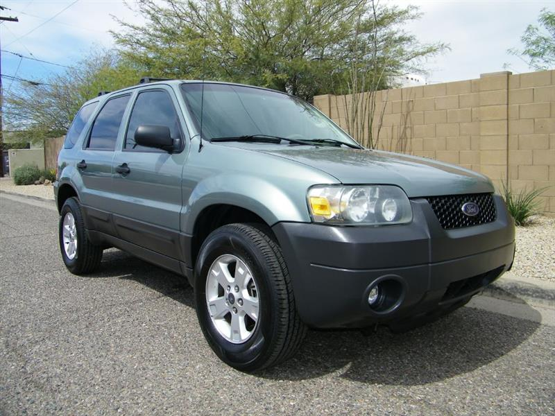 2006 Ford Escape XLT 4WD V6