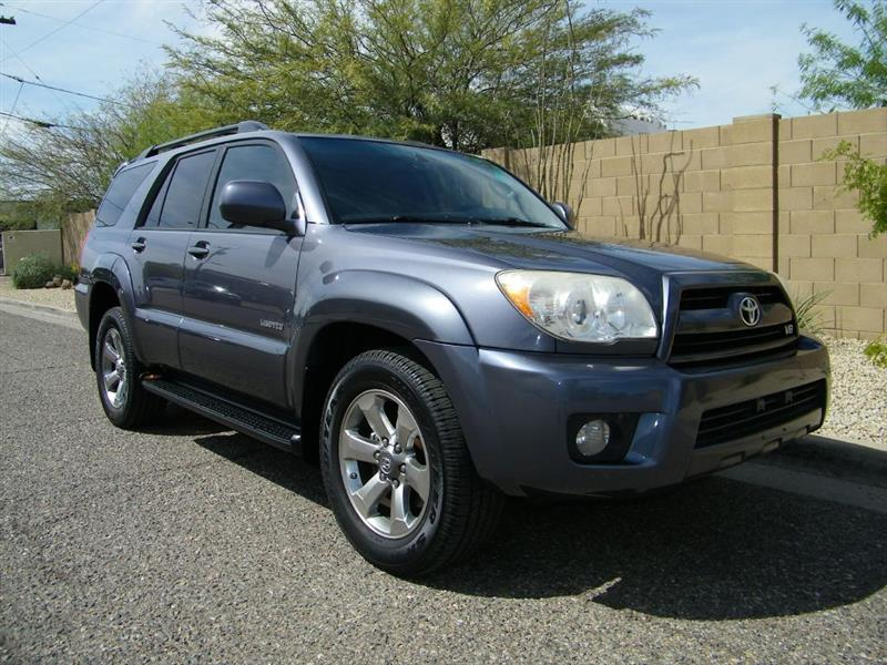 2007 Toyota 4Runner Limited 2WD V8