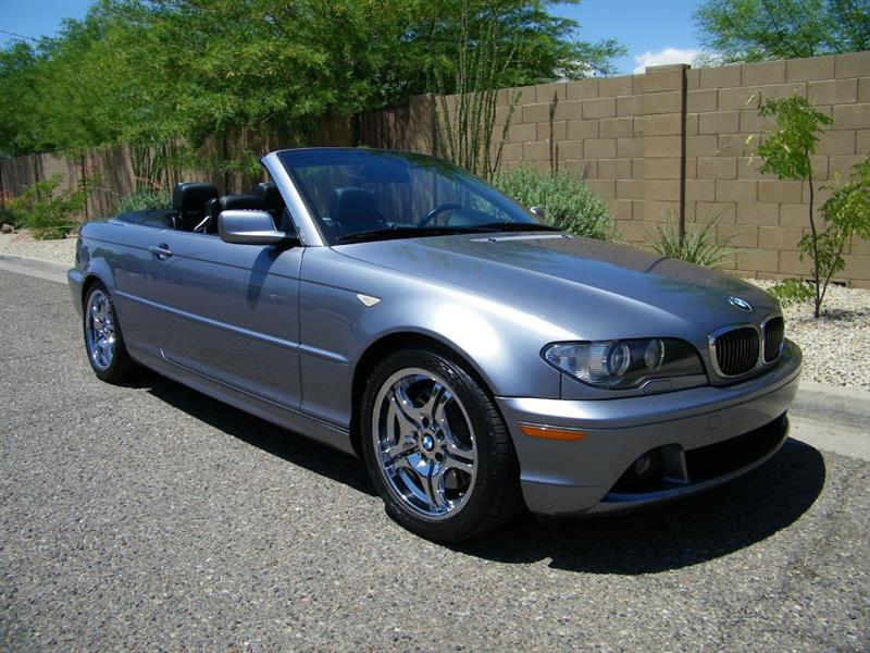 BMW 3-Series 330Ci convertible 2006
