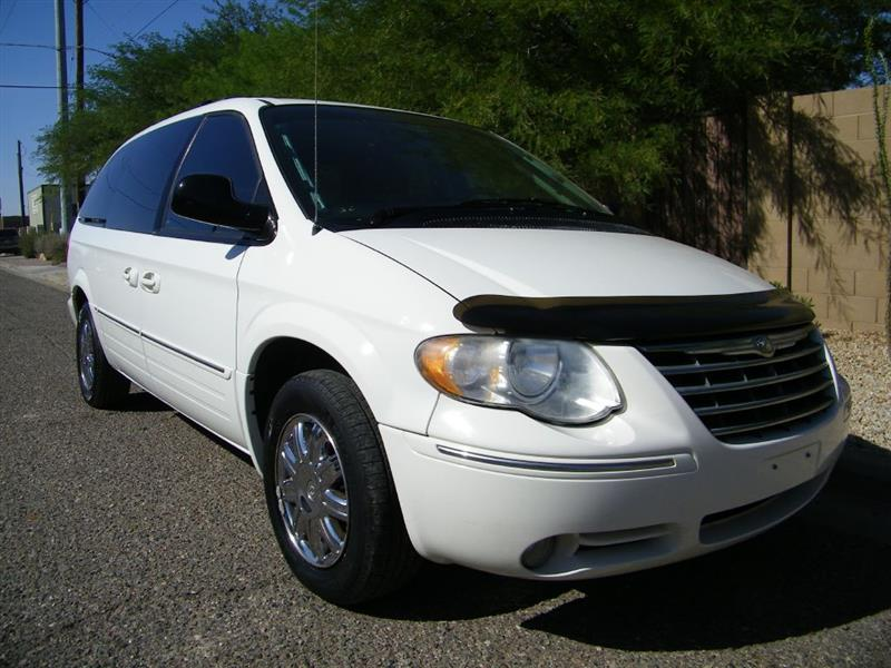 Chrysler Town & Country Limited 2005