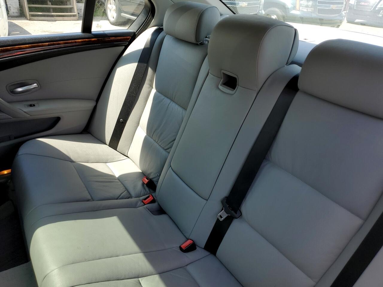 2008 BMW 5-Series 528i
