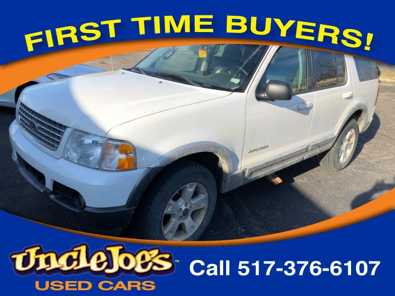 Ford Explorer Limited 4WD 2002