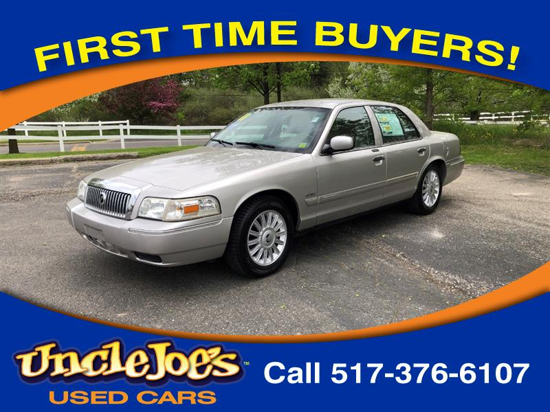 Mercury Grand Marquis LS 2011