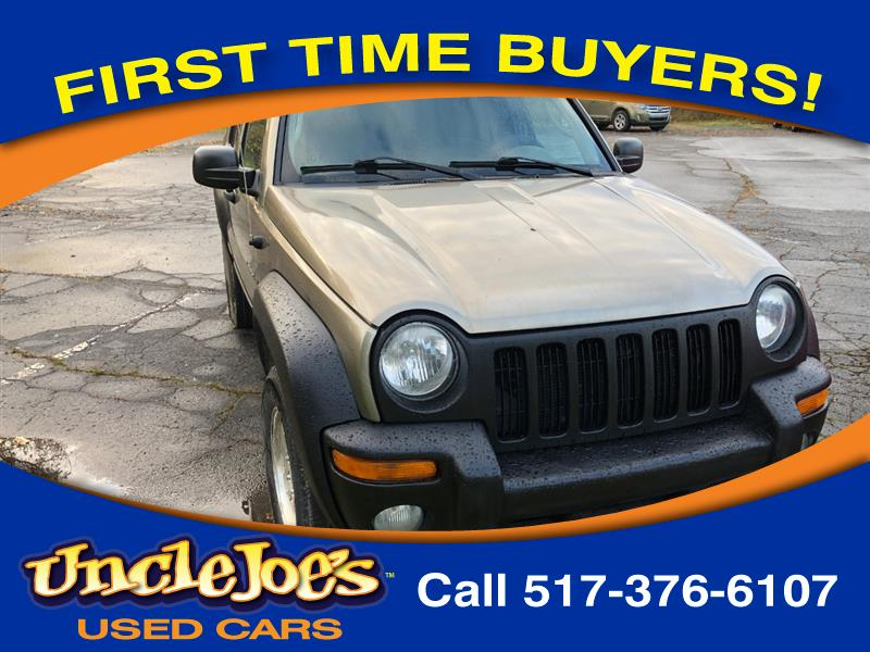 Jeep Liberty Limited 2WD 2003