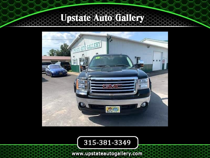 GMC Sierra 1500 SLE1 Ext. Cab Short Bed 4WD 2008
