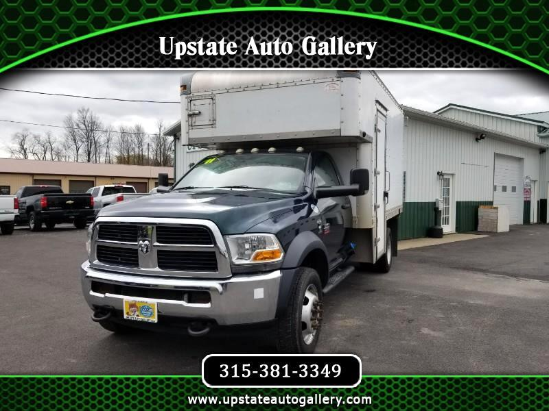 Dodge Ram 4500 Regular Cab 2WD 2011