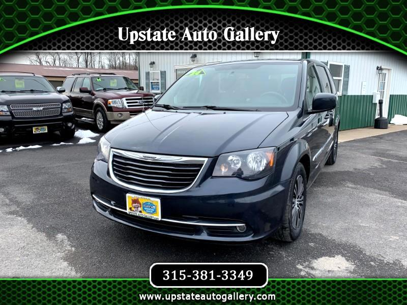 Chrysler Town & Country S 2014