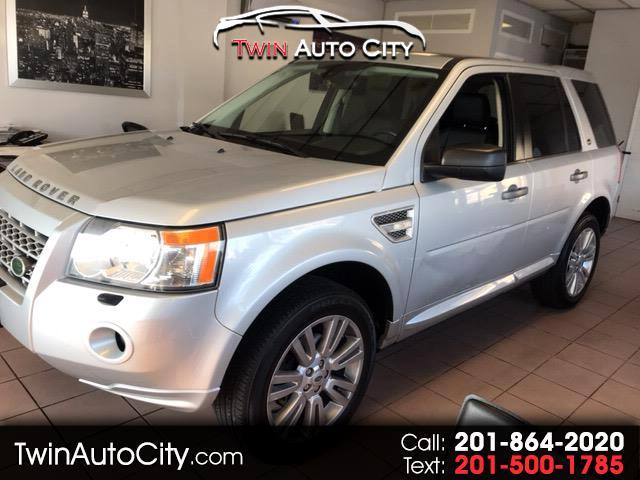 2009 Land Rover LR2 HSE with Tech Package