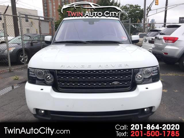 2012 Land Rover Range Rover 4WD 4dr HSE LUX