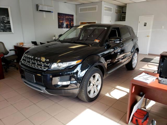 2012 Land Rover Range Rover Evoque Pure Plus 5-Door