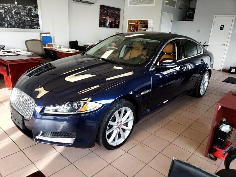 2015 Jaguar XF-Series XF 3.0 Sport AWD