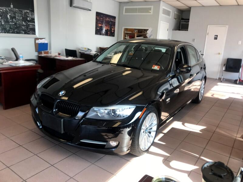 2011 BMW 3-Series 335i xDrive SA