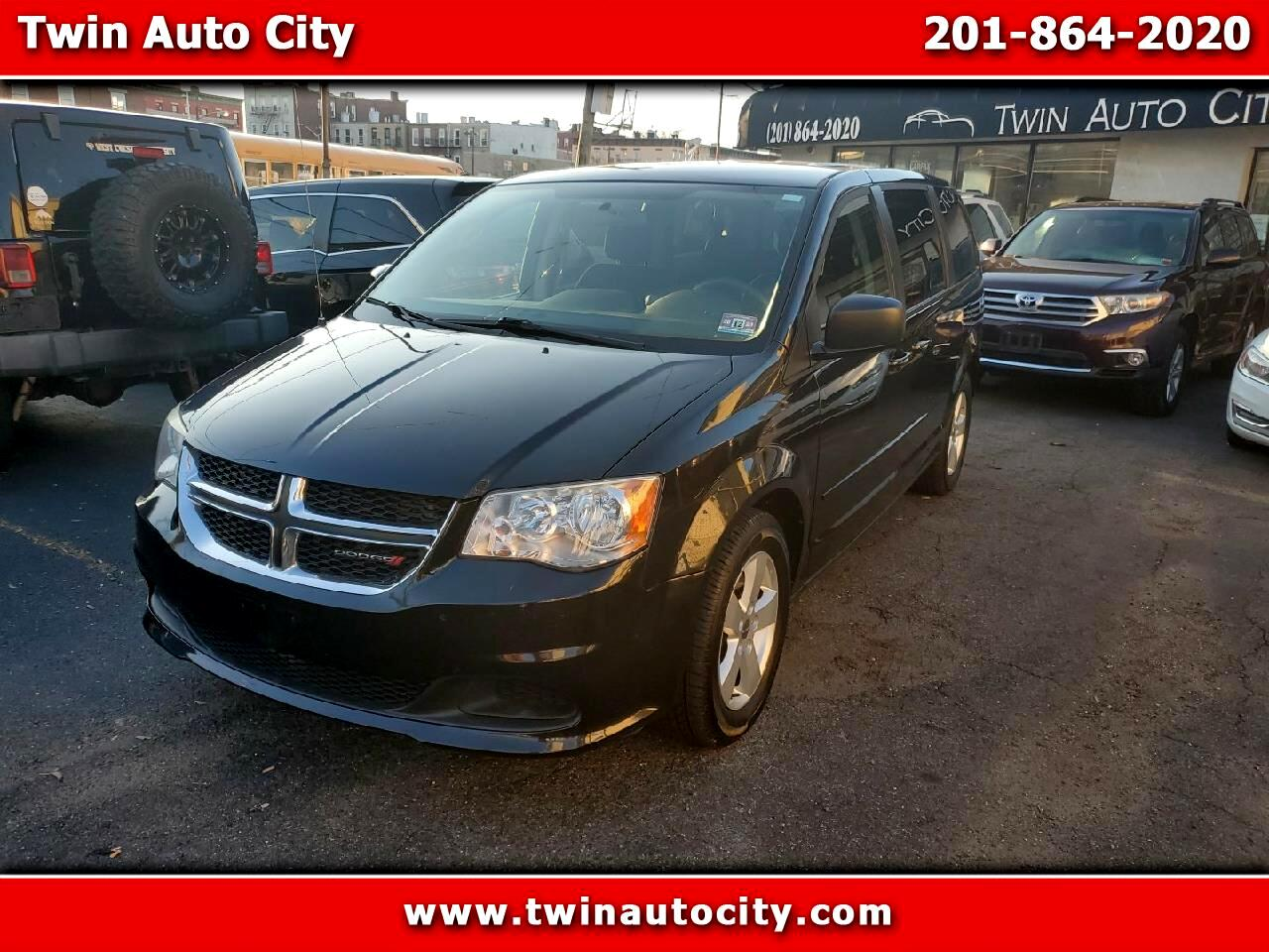 Dodge Grand Caravan 4dr Wgn SE 2013