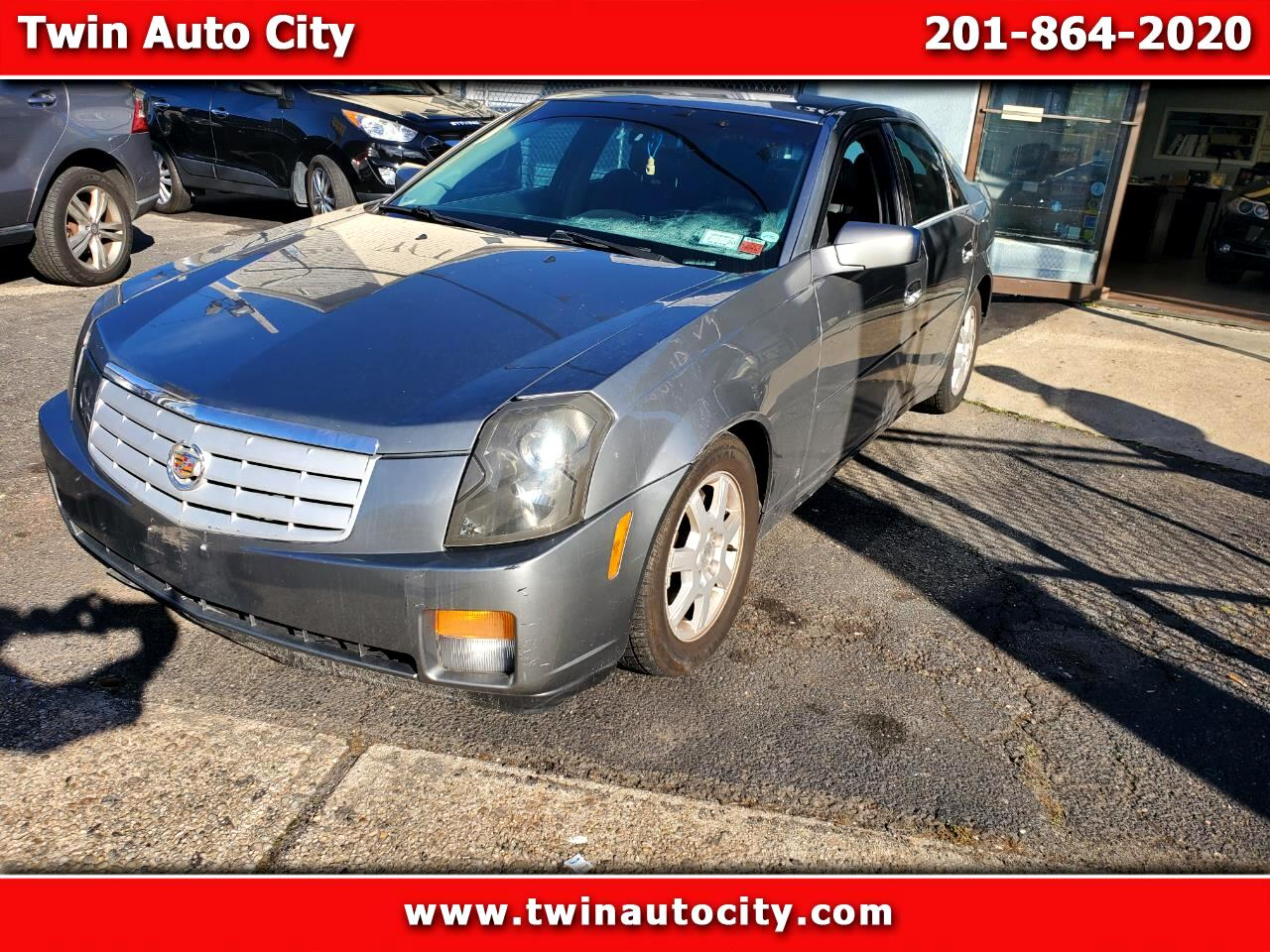 Cadillac CTS 4dr Sdn 2.8L 2006