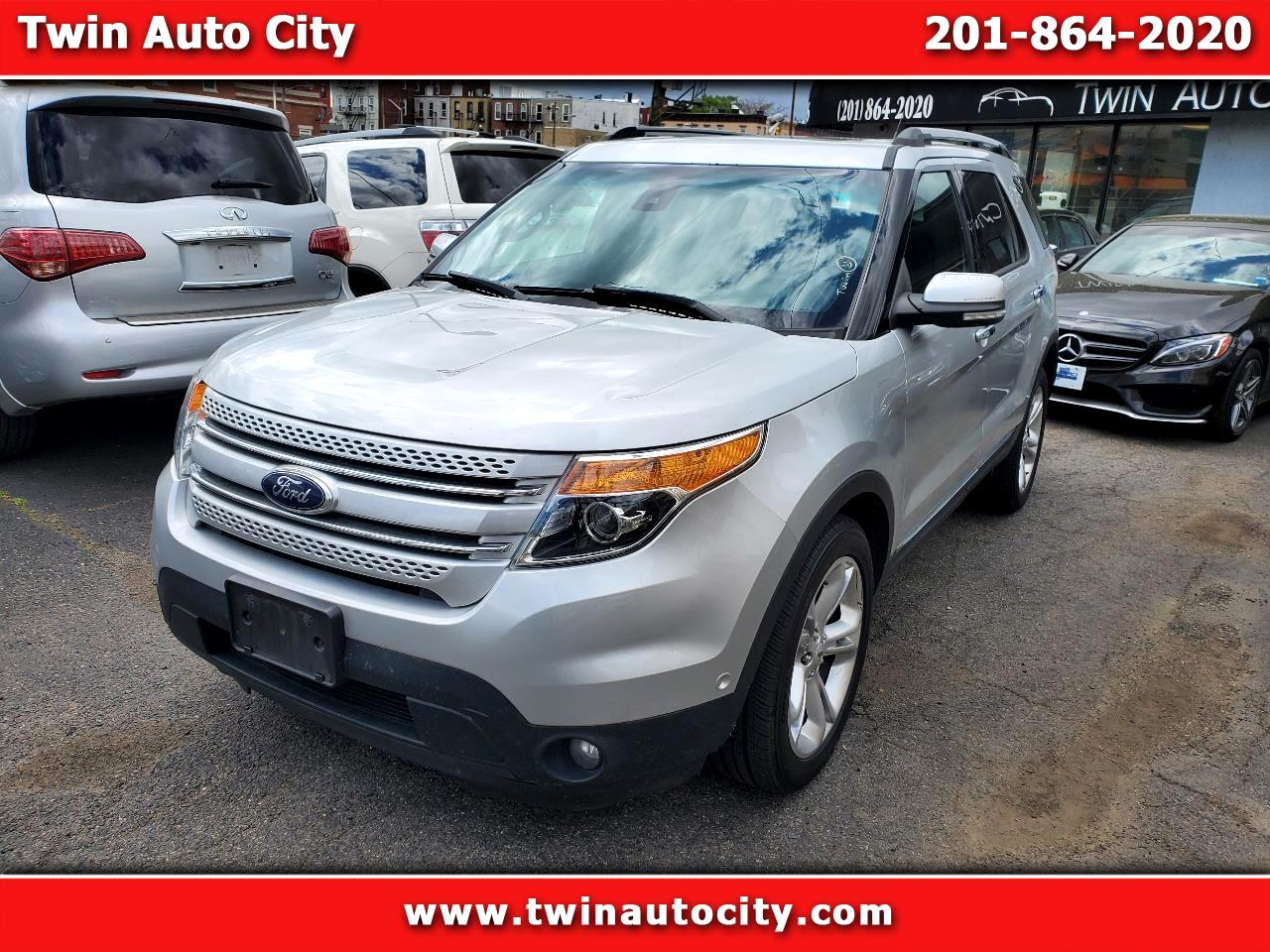 Ford Explorer 4WD 4dr Limited 2015