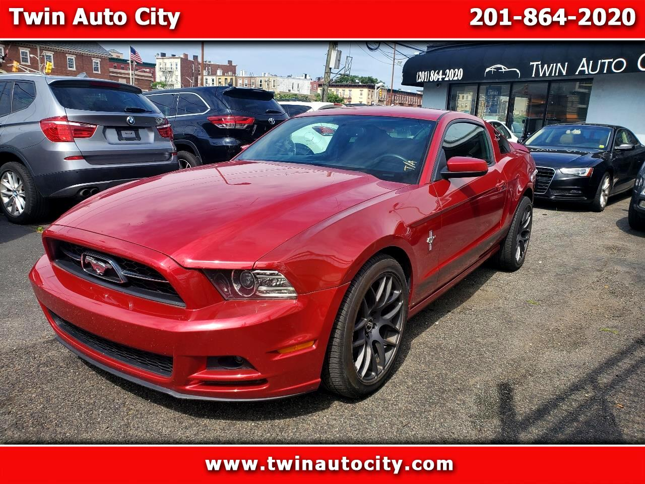Ford Mustang 2dr Cpe V6 2013