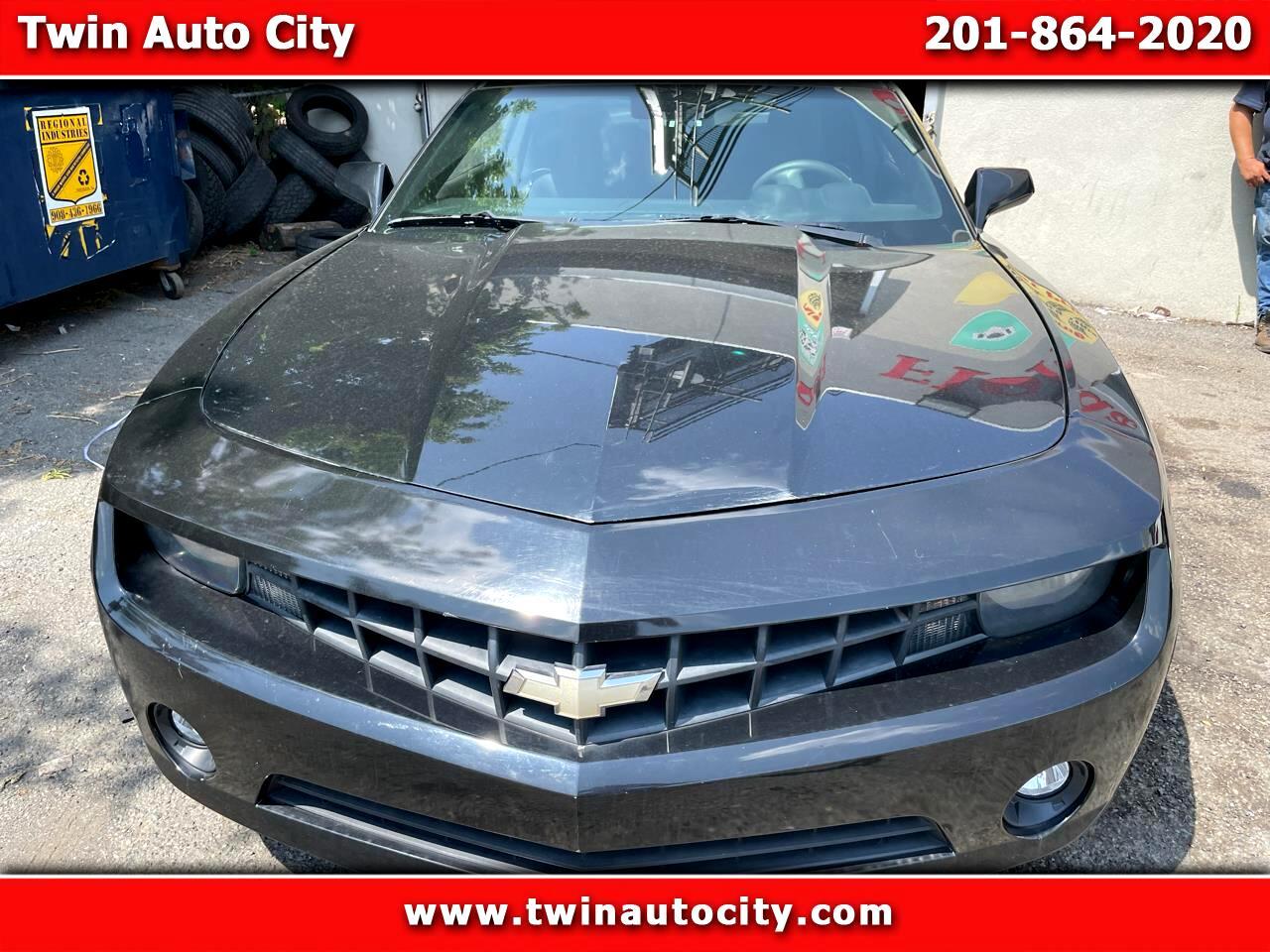 Chevrolet Camaro 2dr Cpe 1LS 2011