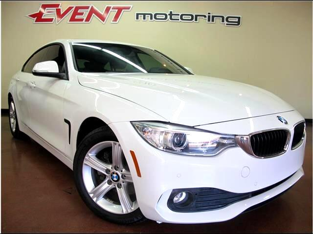 2015 BMW 4-Series Gran Coupe 428i SULEV