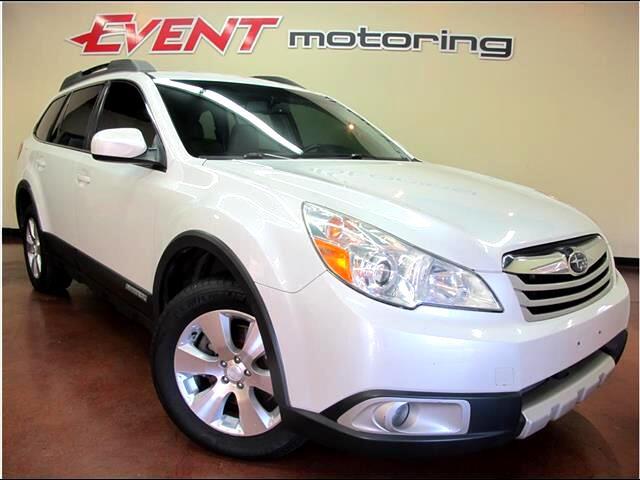 2010 Subaru Outback 3.6R Limited