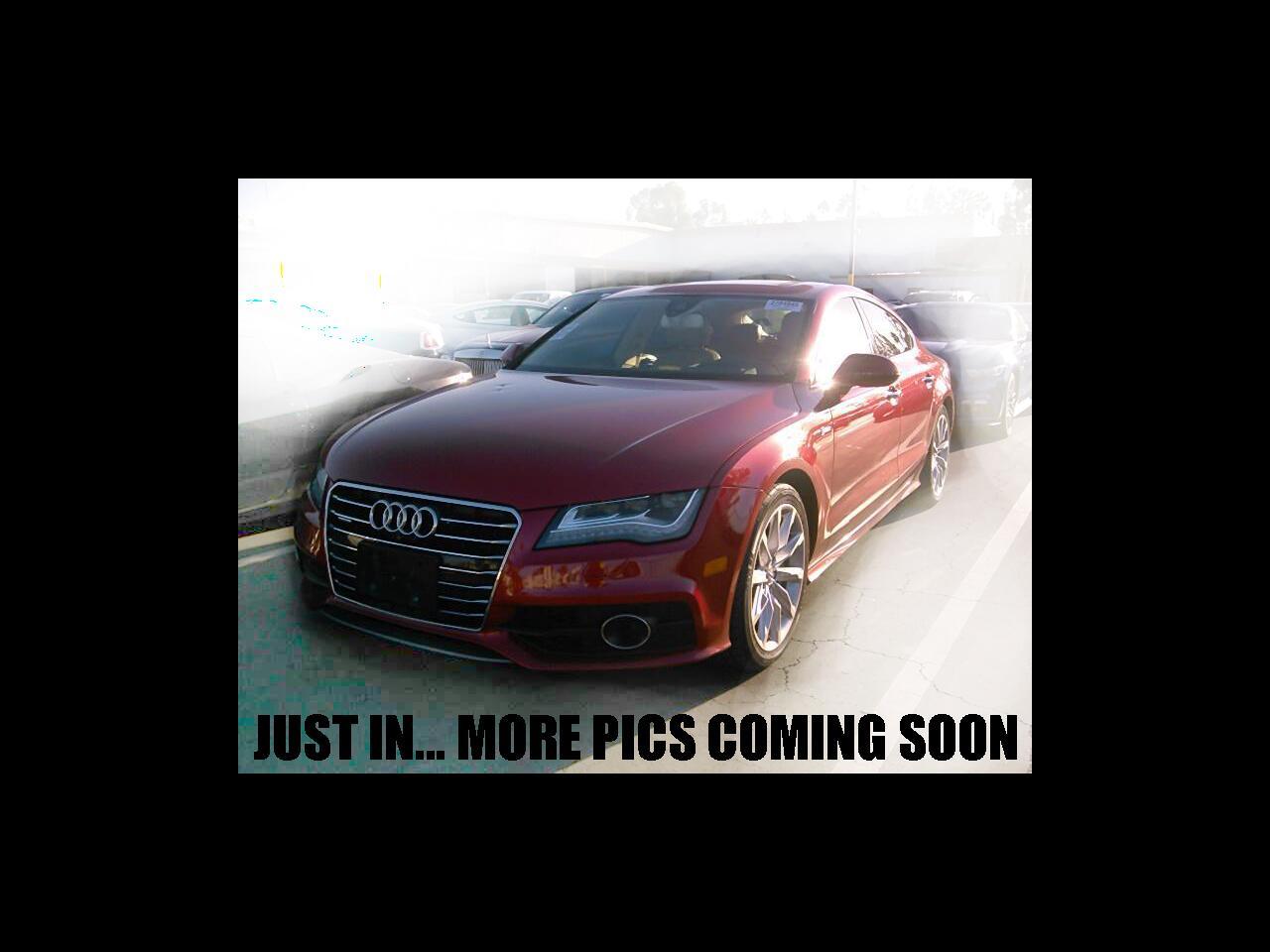 2015 Audi A7 3.0T Premium quattro