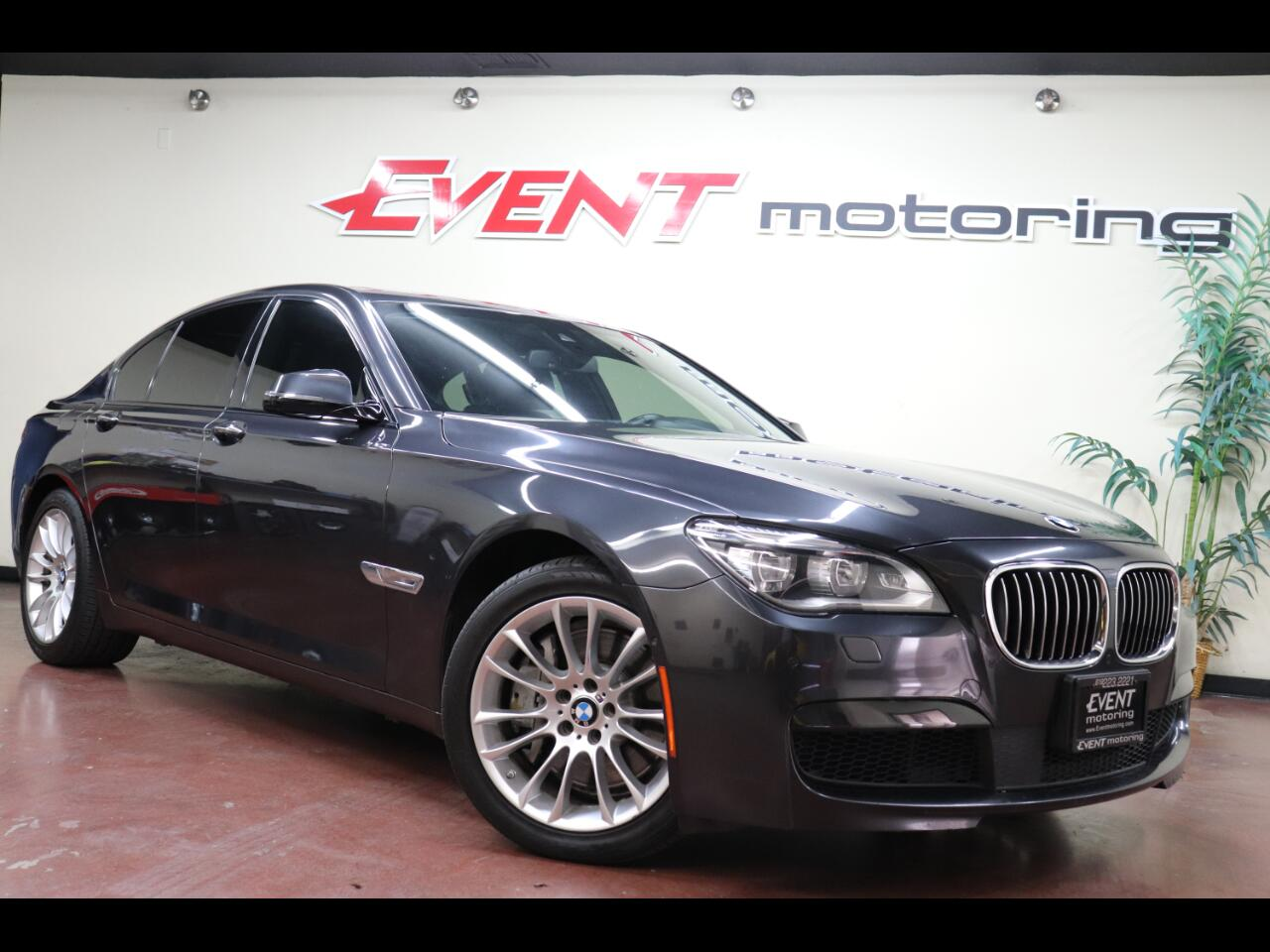 2015 BMW 7-Series 750i